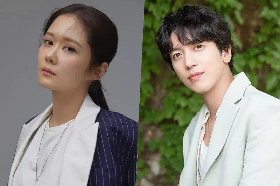 Jang Nara And CNBLUE's Jung Yong Hwa In Talks For New Drama