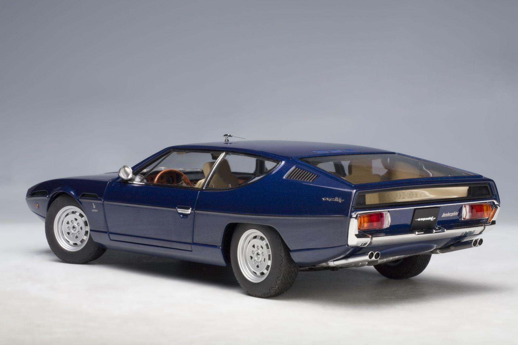 1968 Lamborghini Espada Classic Lamborghini Espada cars for sale