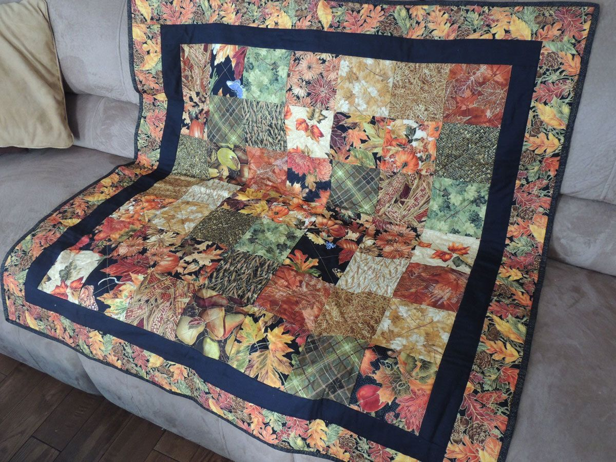 A personal favorite from my Etsy shop https://www.etsy.com/listing/222459799/autumn-wonders-cotton-fabric-gold-gilded