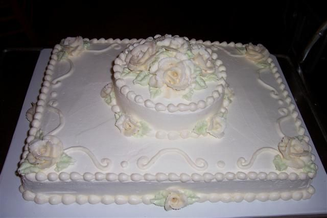Wedding Sheet Cakes Ideas