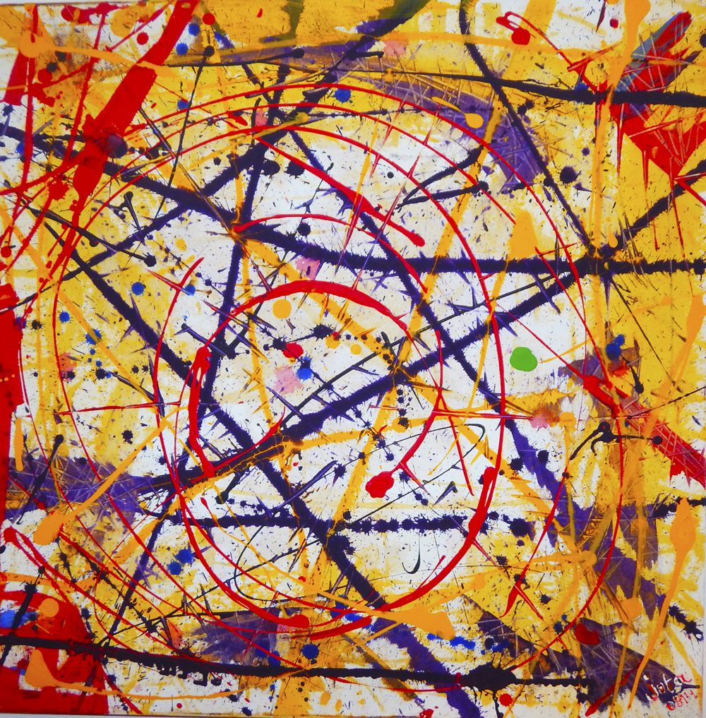 Galeria Pinturas De Arte: Arte Abstracto Moderno
