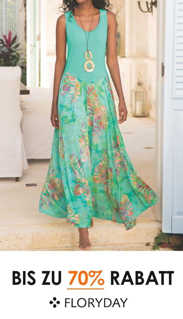 Sag Hallo zum Sommerkleid. | Damenmode kleider, Mode ...