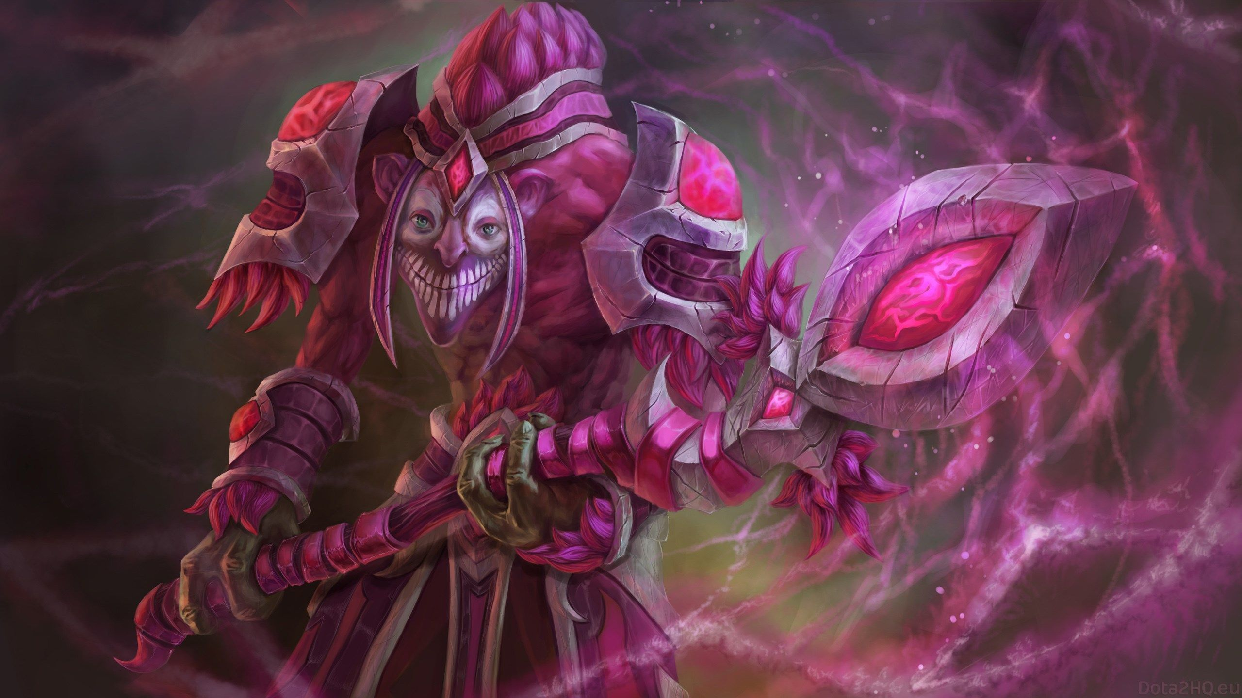 2560x1440 dazzle #dota 2 wallpaper