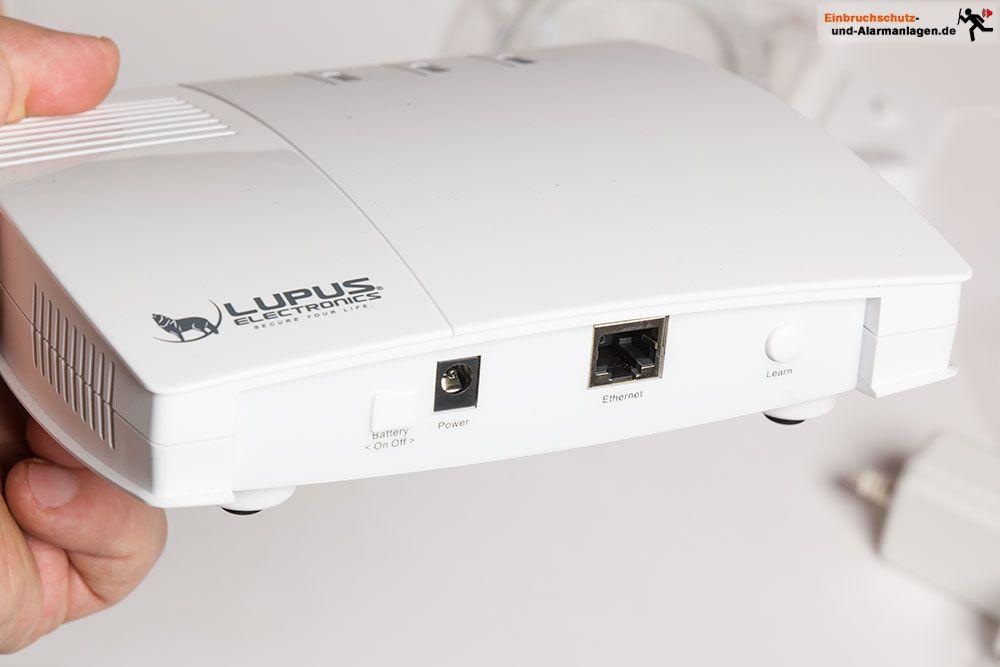 Test Der Funk Alarmanlage Lupusec Xt1 Starterpack In Der Praxis