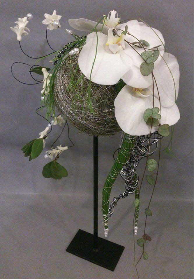 Artist  De fleurs et d eau fleuriste créateur   Amazing Centerpiece 7ccd94ac94f