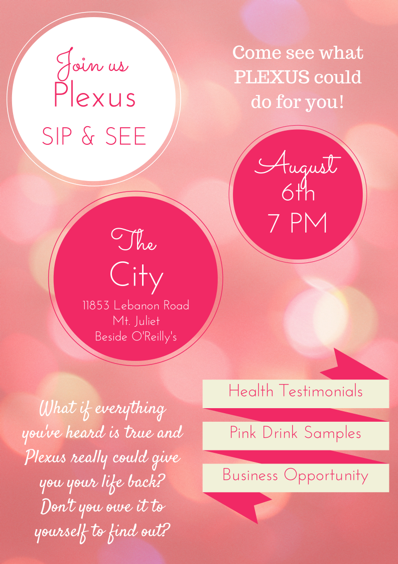 plexus sip and see images - Google Search