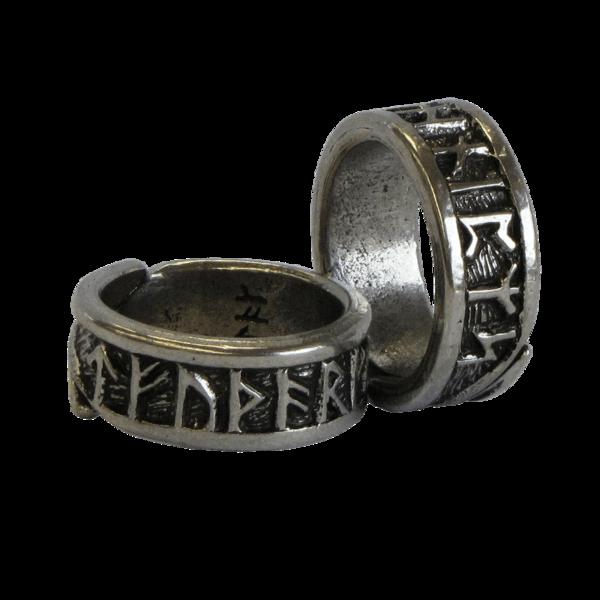 Viking Rune Ring Viking runes, Viking jewelry, Viking ring