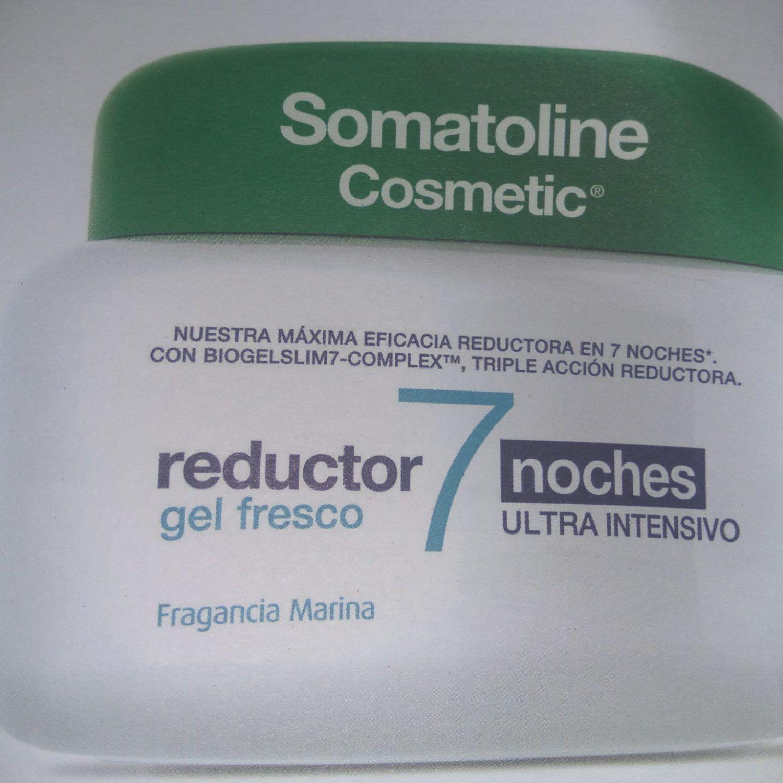 Somatoline Reductor 7 Noches Ultraintensivo Gel Fresco Novedad