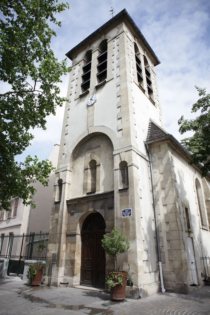 Eglise saint m dard saint vincent de paul ville de clichy - Office de tourisme de clichy ...