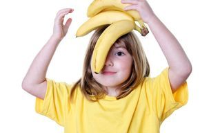 Teaching Kids about Giving with Bananas Object Lesson   church
