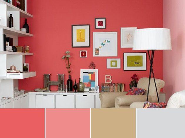 40 Combinaciones De Colores Para Pintar Un Salon Mil Ideas De Decoracion Interior Decorating Living Room Living Room Color Room Colors