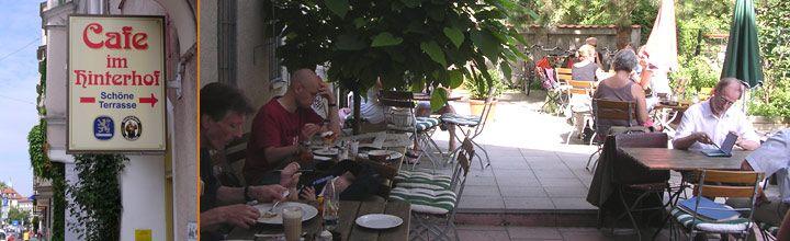 Cafe Im Hinterhof Munchen Street Und Street View