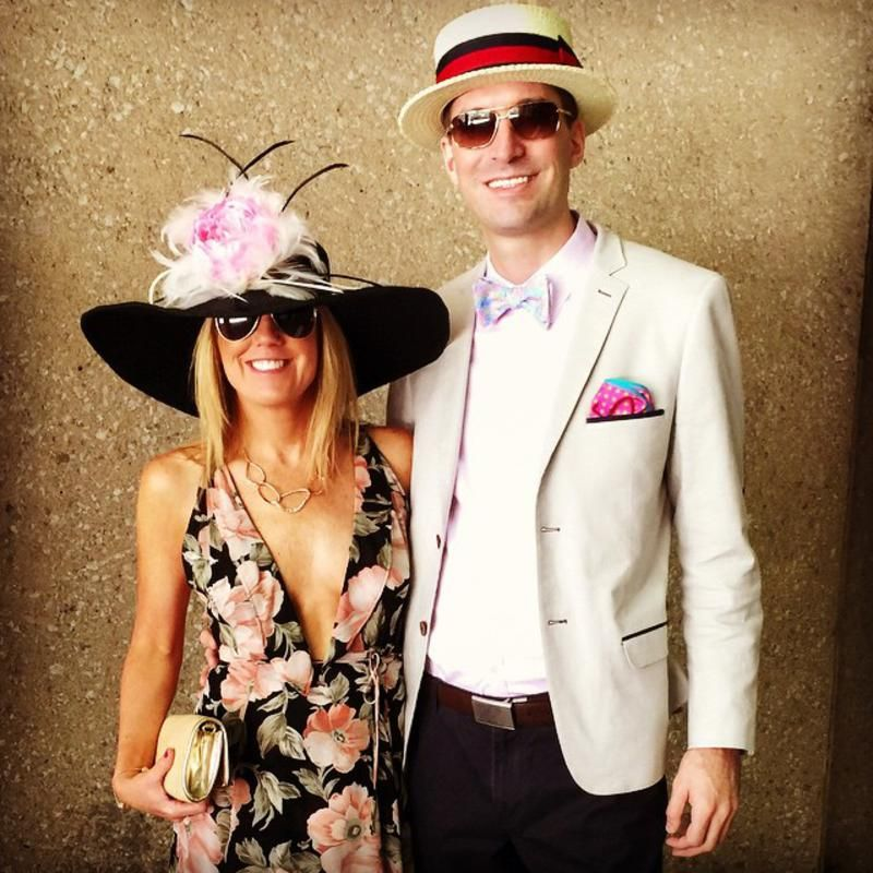 Kentucky Derby Party Fashion At The Kentucky Derby The 2016