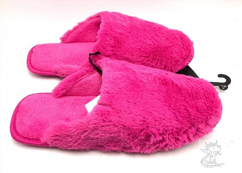 12.99$  Watch now - http://vidyf.justgood.pw/vig/item.php?t=1wmyp2n58803 - Women's Slippers Pink Size XL 11-12 New