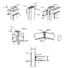 Acero Madera Arquitectura Fijaciones Platinas Tipos Y Tamanos De Tornillos Etc Arte De Acero Diseno Mecanico Detalles Constructivos