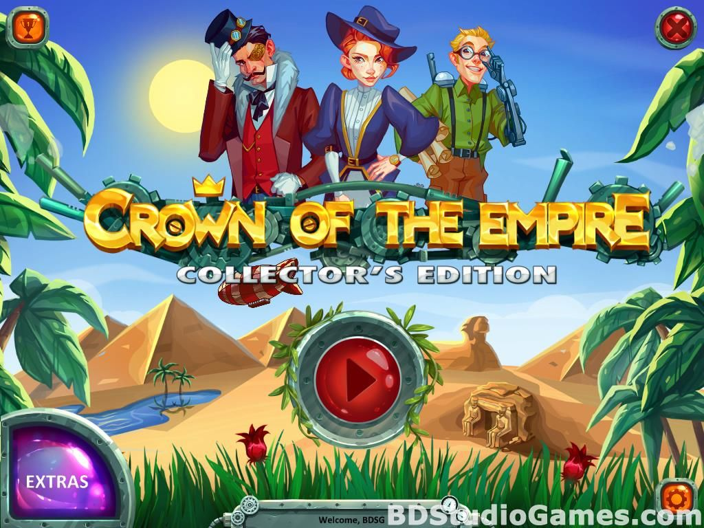 Crown Of The Empire Collector's Edition Free Download