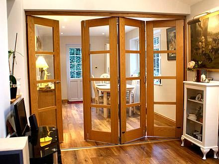 Bifolds For Rumpus Vufold Edge 10ft Bi Fold Door Surrey Room Divider