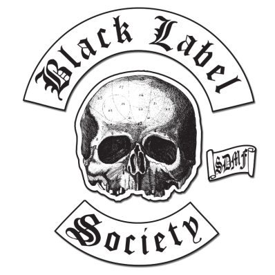 BLACK LABEL SOCIETY LOGO GUITAR PICKS SET OF 4
