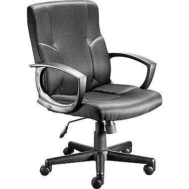 Staples Stiner Fabric Managers Chair Black At Staples Kids Recliner Chair Office Chair Chair