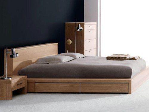 Cama con cajones buscar con google nuestro hogar pinterest cama con cajones camas y - Camas con cajones ...
