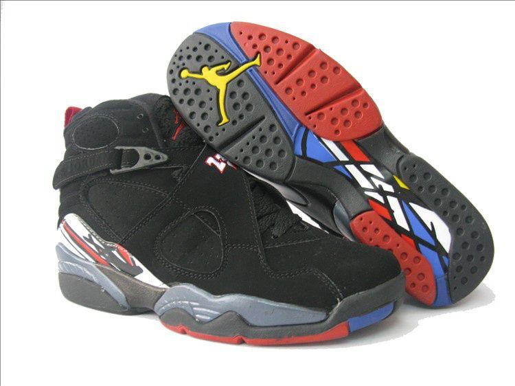 Women Air Jordan 8 Shoes