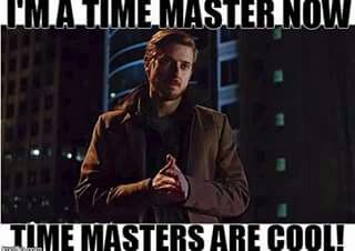 Legends of Tomorrow - 2016 - he plays Rip Hunter, a time master.