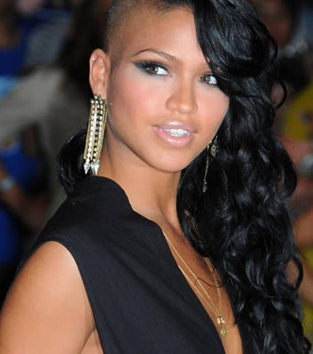 Why cassie shaved her head
