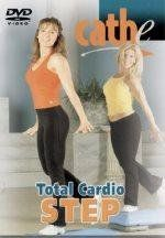 Ivanhoe162 on Ecrater-The Great Ebay Alternative: Cathe: Total Cardio STEP (Slim Case) DVD