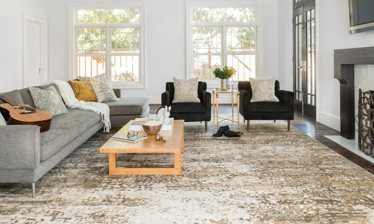 A Guide To The Best Types Of Rug Materials Overstock Com Living Room Carpet Rugs In Living Room Living Room Rug Size