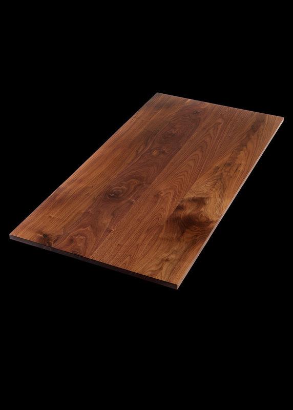 Custom Walnut Table Top Walnut Table Top Wood Table Solid Wood Table Tops