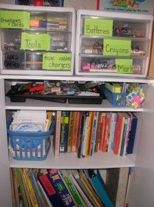 Teachers Cabinet | School-Classroom/Organization | Pinterest ...