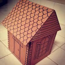 cardboard crafts zoeken