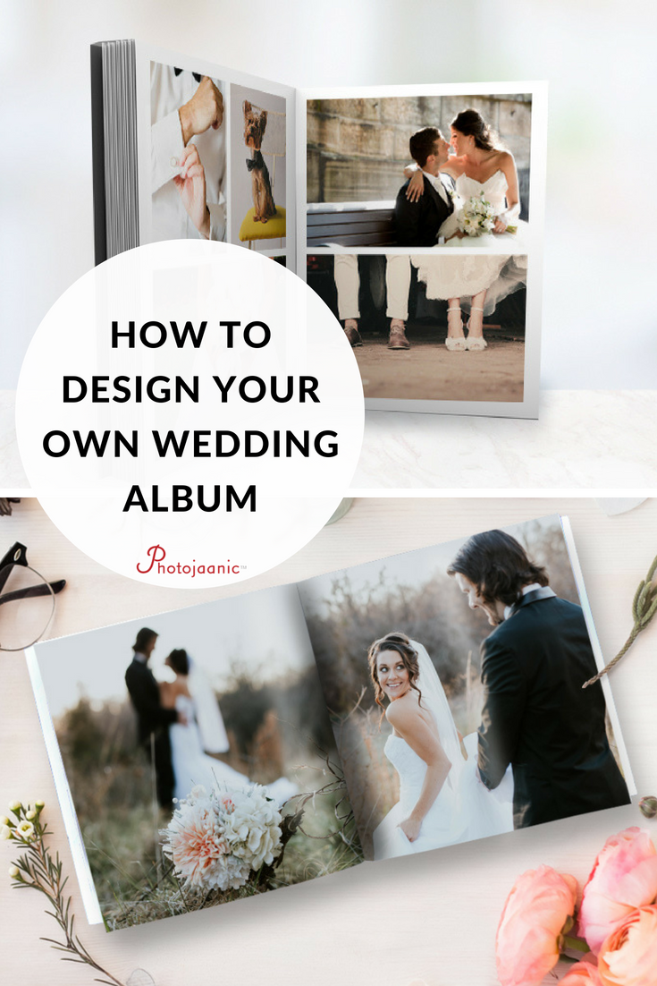 Wedding Photo Album.How To Design Your Own Wedding Album Wedding Album Ideas Wedding