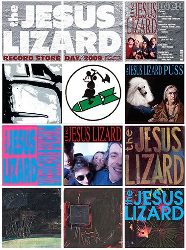 Pin By Dave Mcgurgan On The Jesus Lizard Jesus Lizard Cards Poster