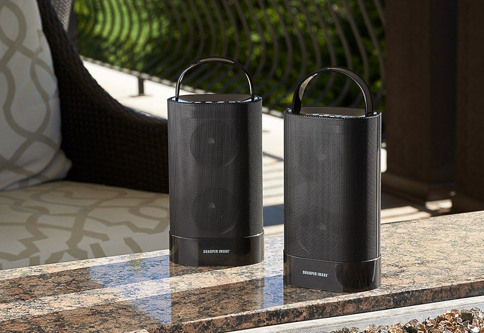 best wireless outdoor speakers 2018