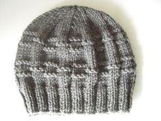 Strickanleitung Herrenmütze Headwear Pinterest Mütze
