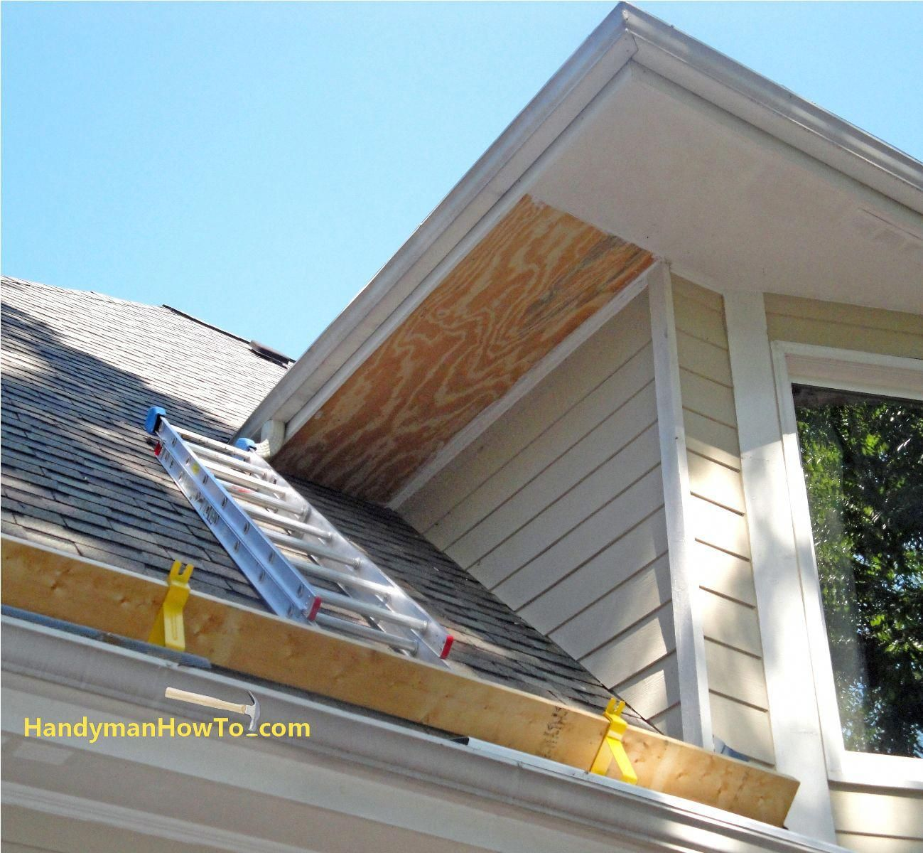 How To Replace Gutters And Fascia