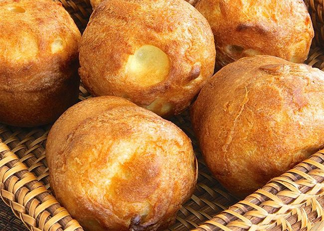 Easy Coffee Cake Recipe Jamie Oliver: Hi-Rise Easy Yorkshire Pudding