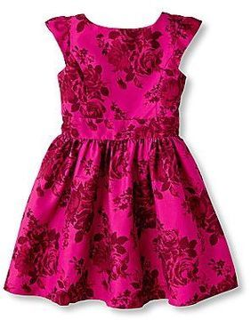 1a4c585bb Baker by Ted Baker Bow-Back Floral Dress - Girls 6-14 on shopstyle ...
