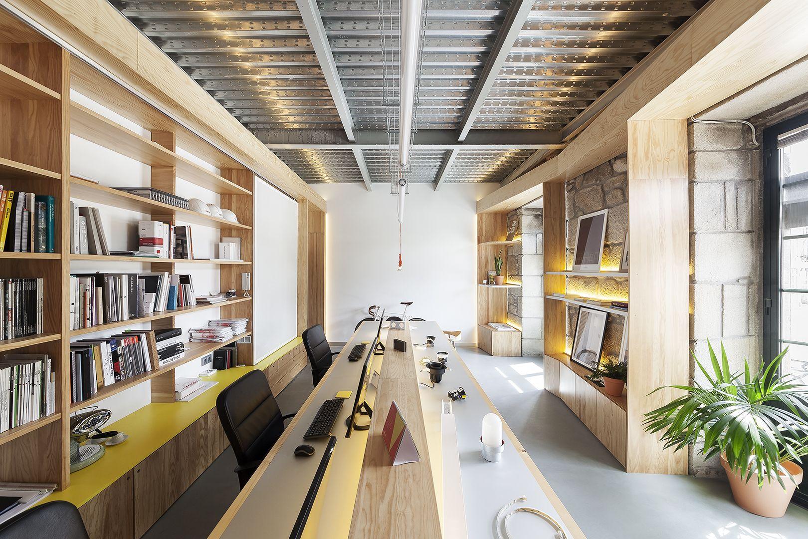 Oficina nan arquitectos fotograf a iv n casal nieto for Oficina de empleo pontevedra