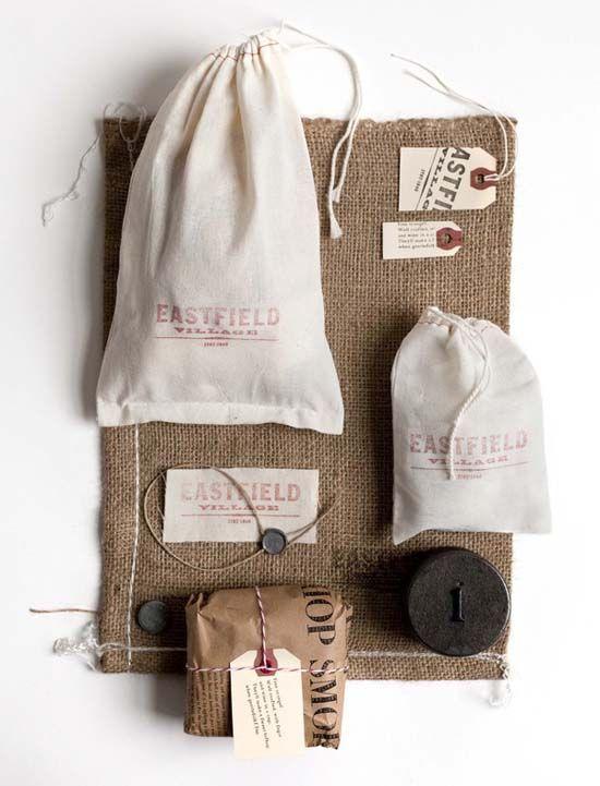 The Whole Package Muslin Bagsburlap