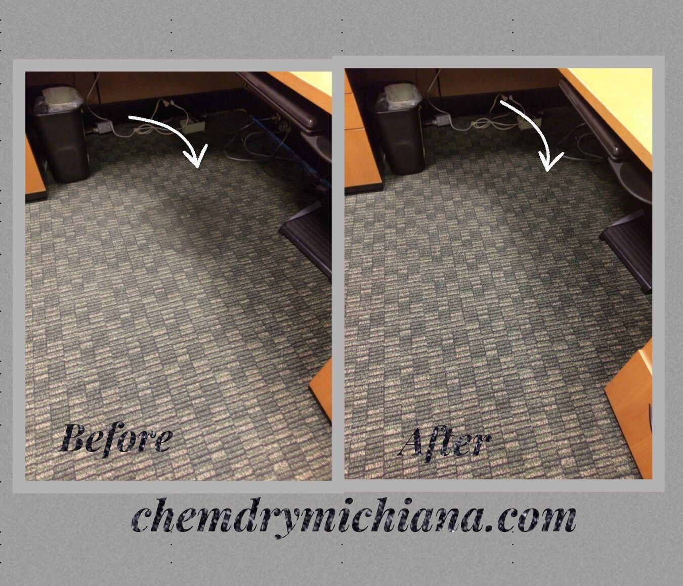 Before After Chem Dry Carpet Cleaning Amazing Results And Dries In 1 2 Hours Cleaning Upholstery Dry Carpet Cleaning Cleaning Carpet Stains