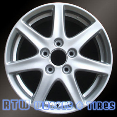 Honda Factory Rims >> Honda Accord Oem Wheels 2003 2005 Silver 63858 Products