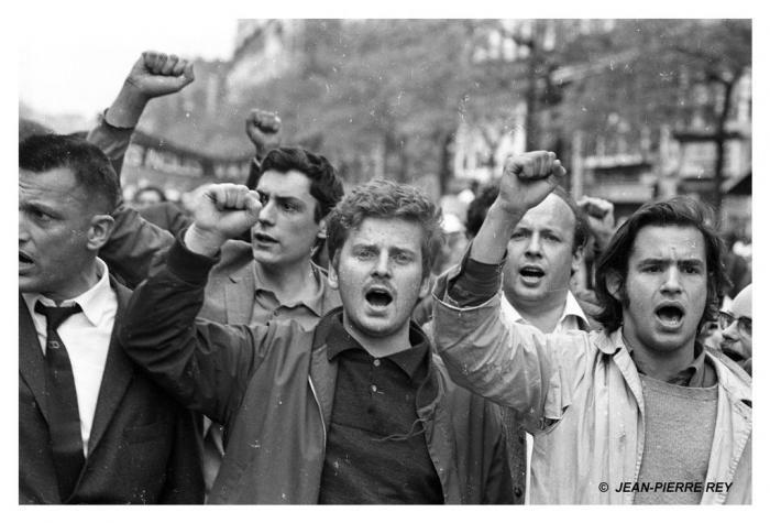 Image result for PHOTO DE MAI 1968