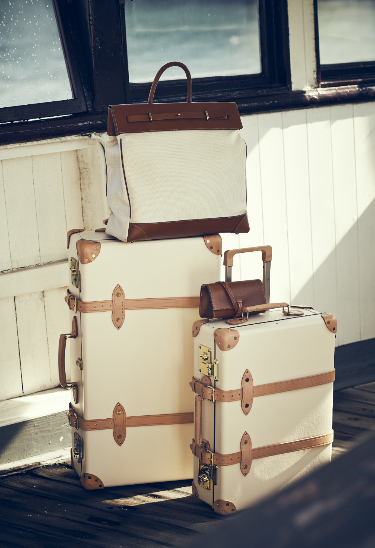 The Globetrotter #vintage trunk style. | Luggage Obsessed ...