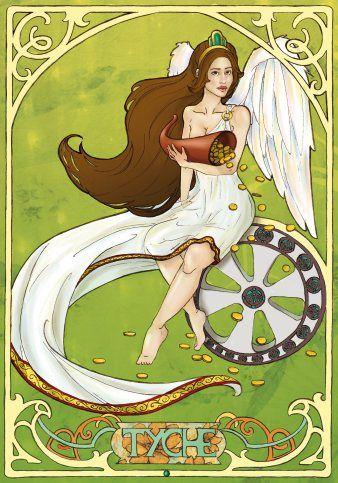Goddess Fortuna Goddesses Gods Pinterest Goddesses