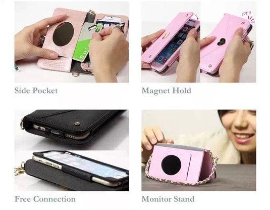 Süße und niedliche Swarovski Handyhülle für iPhone 6/6 Plus - spitzekarte.com