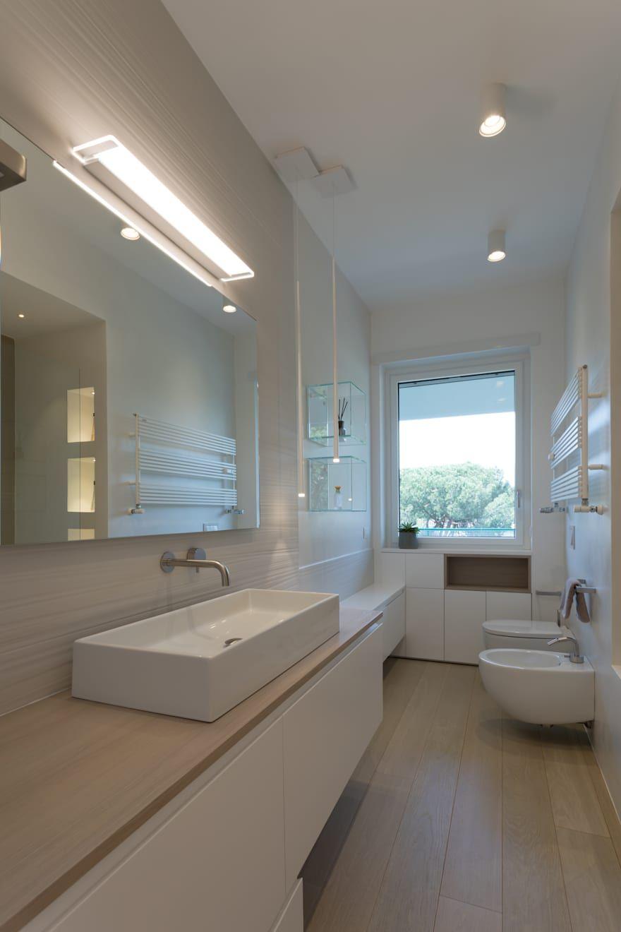 Photo of Bagno Moderno: Interior Design, Idee e Foto l homify
