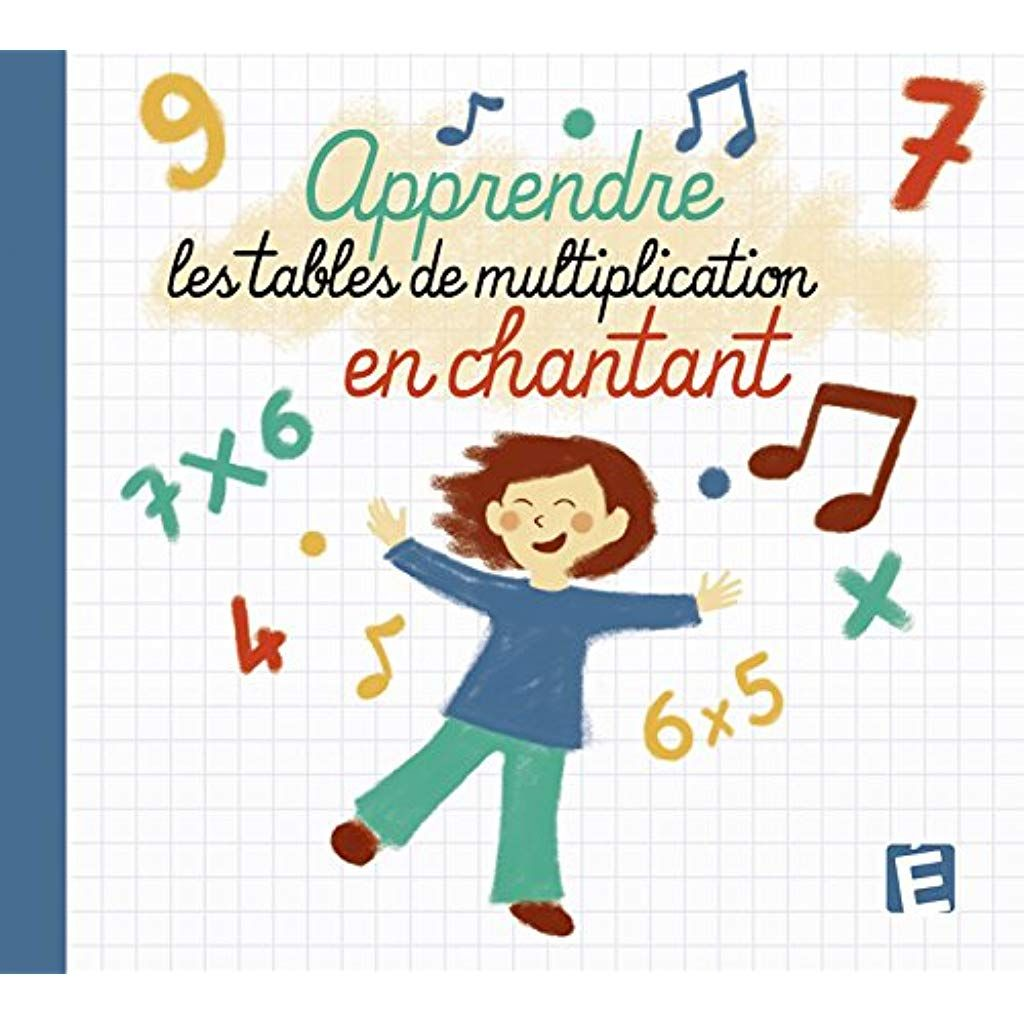 Apprendre Les Tables De Multiplications En Chantant Chanson