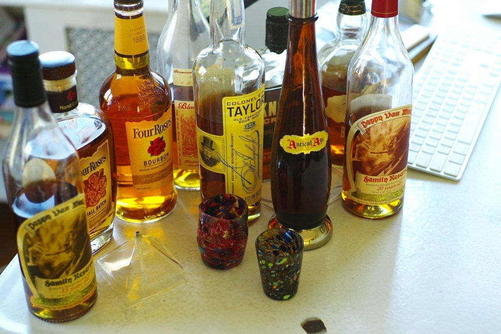 Great #Bourbon Tasting Notes from The Cocktail Whisperer  via @TheDailyBasics